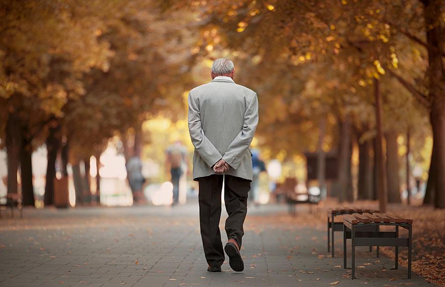 Six ways to help seniors prevent falls