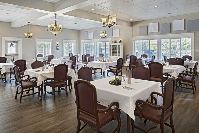 Farmington Hills Dining Room