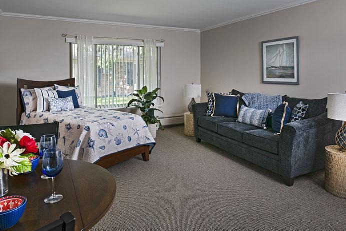 Sterling Heights Bedroom