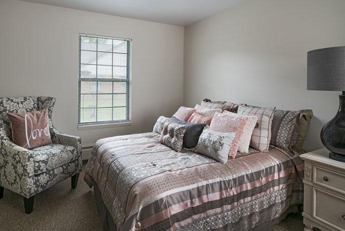 Stone Bedroom